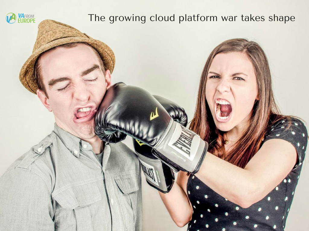 The New Battle of Cloud Platforms is Coming