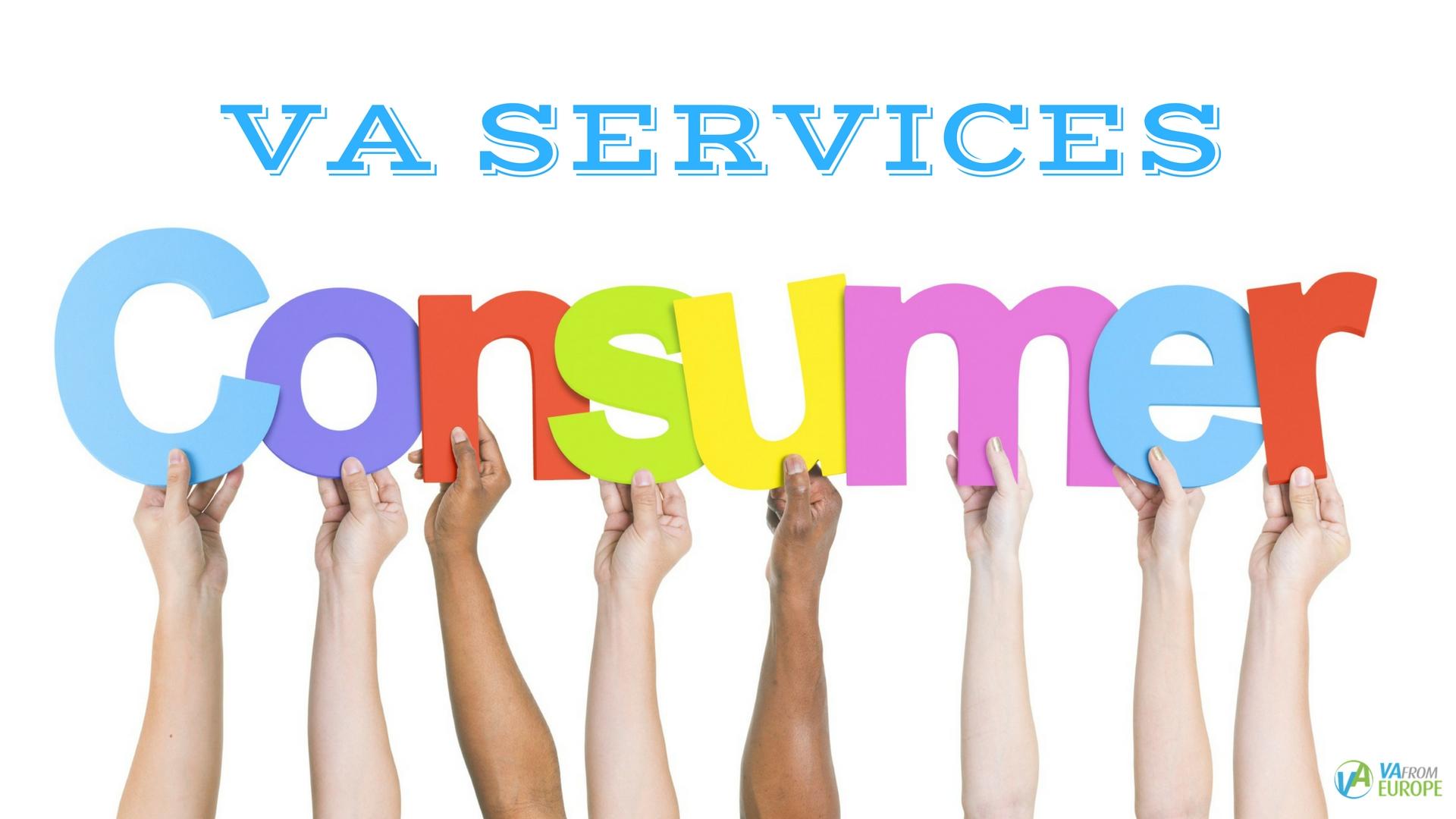 VA services consumer