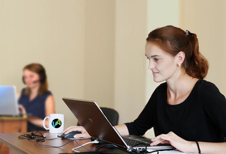 Virtual Assitants at Work