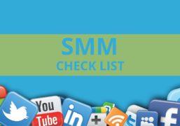 SMM Check List