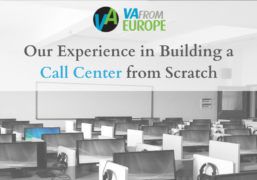 Our Experience in Building a Call Center from Scratch
