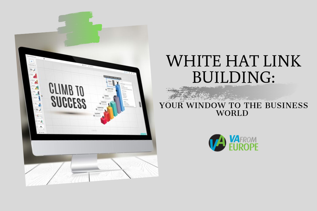 WHITE HAT LINK BUILDING your window to the business world