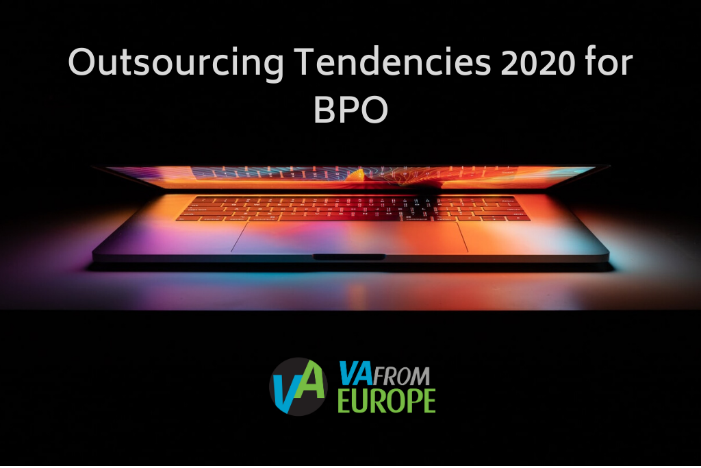 Outsourcing tendencies 2020 for BPO
