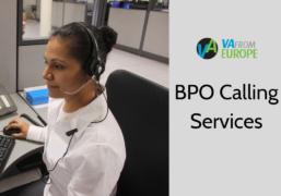 BPO Сalling Services