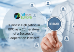 Business Delegation in BPO as a Cornerstone of a Successful Cooperation Platform