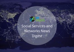 Social Services and Networks News Digest