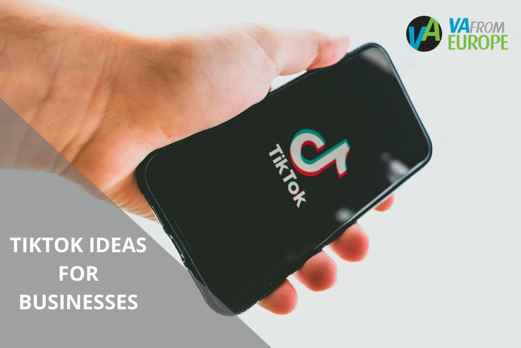 TikTok Ideas for Businesses
